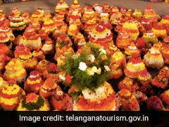 Dussehra 2020: <i>Bathukamma</i> Celebrations Conclude, Know Why It Is Special