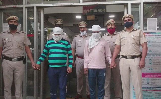 दिल्ली : जहर खुरानी गैंग के चार बदमाश गिरफ्तार, सेना के जवान को लूटा था