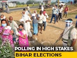 Video : Will Nitish Kumar Win A 4th Term? Bihar Votes In 1st Election Amid Coronavirus Pandemic