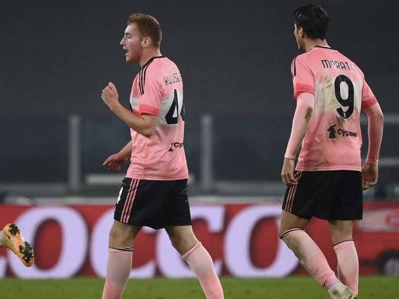 Serie A: Dejan Kulusevski Rescues Point For Juventus Against Verona