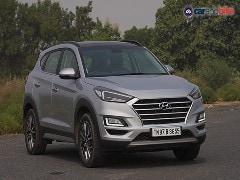 Hyundai Tucson Facelift: Top 3 Rivals