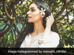 When All Else Fails, Go The Classic Style Route Like Manushi Chhillar