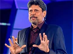 "Kapil Dev Undergoes Angioplasty After Complaining Of ""Chest Pain"""