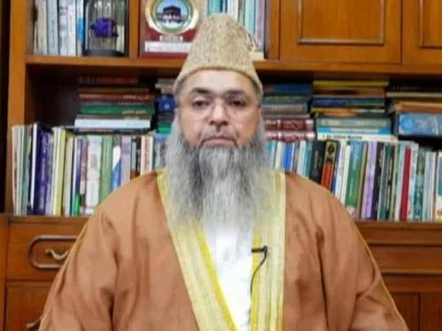 Video : Important To First Save Ourselves And Then Others: Dr Imam Umer Ahmed Ilyasi On COVID Crisis