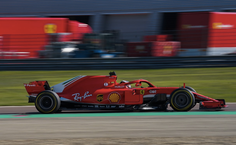 Outgoing Ferrari driver Sebastian Vettel revealed that the updates worked as planned at Sochi