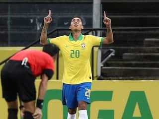 Roberto Firmino Brace Helps Brazil Hammer Bolivia In World Cup Qualifier