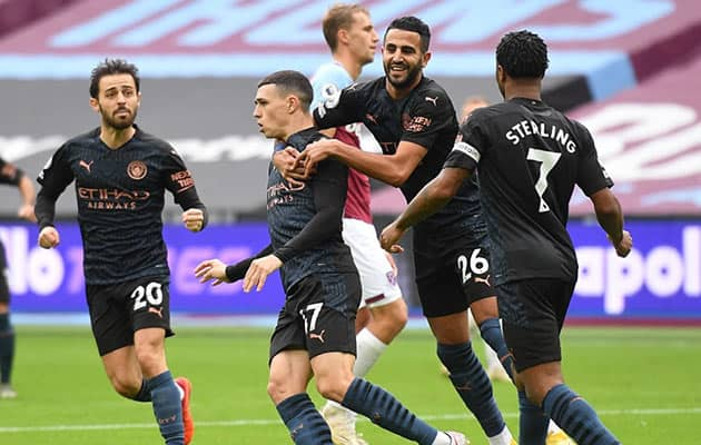 Phil Foden Comes Off Bench To Rescue A Point For Manchester City