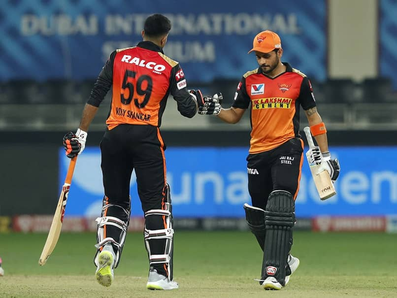 IPL 2020, RR vs SRH: Manish Pandey Roars Back Into Form As SunRisers Hyderabad Dominate Rajasthan Royals