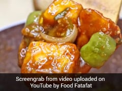 Watch: How To Make Restaurant-Style Dry Chilli Paneer - Video Inside
