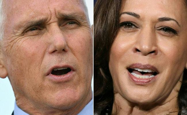 As US Reels, Mike Pence, Kamala Harris Square Off In VP Debate