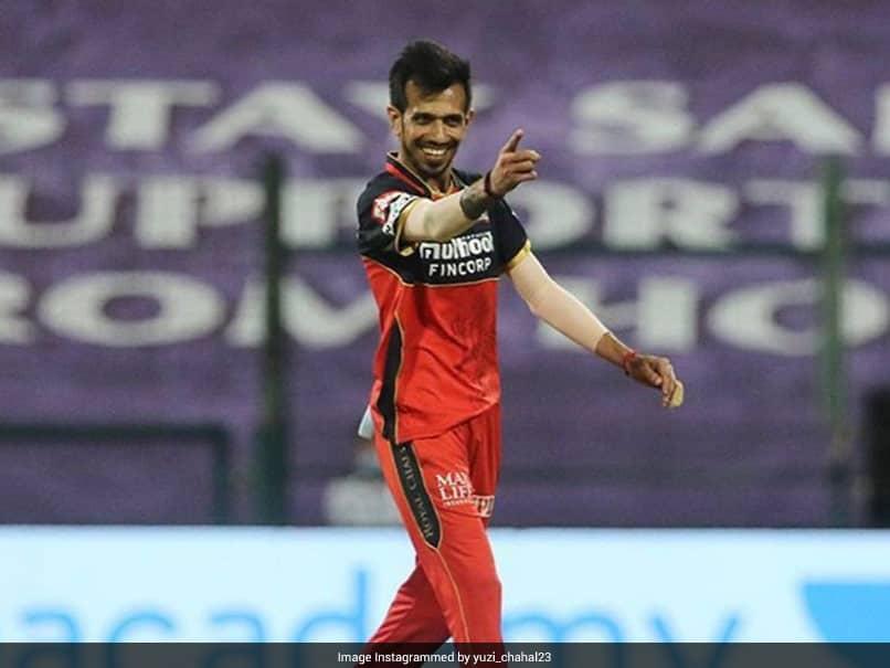IPL 2020: Yuzvendra Chahals Savage Caption On Instagram Prompts Dhanashree Vermas