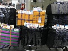 अफगानी नागरिक काबुल ले जा रहे थे 1 करोड़ से ज्यादा की दवाइयां, दिल्ली एयरपोर्ट पर गिरफ्तार