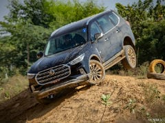 MG Gloster SUV Launched In India; Prices Start At Rs. 28.98 Lakh