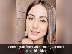 हिना खान ने 'मेरा दिल भी कितना पागल है' गाने पर दिए जबरदस्त एक्सप्रेशंस, इंटरनेट पर वायरल हुआ Video
