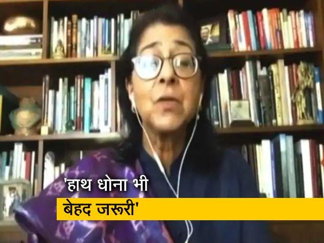 Videos : 'स्वच्छ भारत' अभियान पर क्या बोलीं नैना लाल किदवई