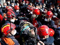 Turkish Mother, 3 Children Rescued After 18 Hours Under Quake Rubble