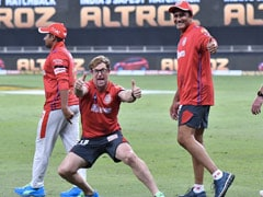 IPL 2020: Kings XI Punjab's Take On Jonty Rhodes' Yoga Asana Has Twitter In Splits