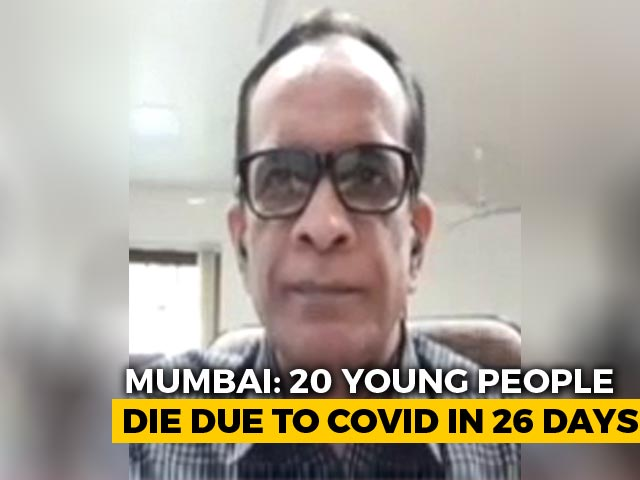 Video : 101% Spike In New Covid Cases In A Month In Mumbai