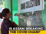 Video : Is Assam Breaking Covid Chain? Positivity Rate Down