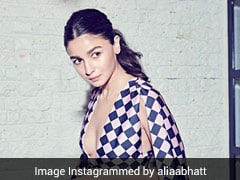 Alia Bhatt Makes Us Say 'Checkmate!' To That Dress