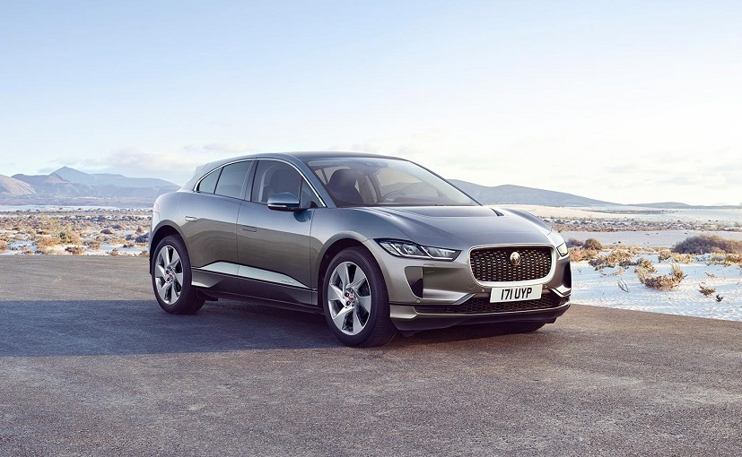 Jaguar I-Pace Bookings Open In India; Deliveries To Begin In March 2021