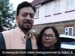 इरफान खान का थ्रोबैक Video आया सामने, पत्नी के लिए गाया 'मेरा साया साथ होगा' सॉन्ग