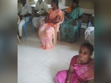 "Video : ""Due To Caste"": Woman Panchayat Leader Made To Sit On Floor For Meeting"