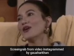 Bigg Boss 14: गौहर खान ने सिद्धार्थ शुक्ला को दी चाय, तो एक्टर बोले- मुझे आपसे प्यार हो...