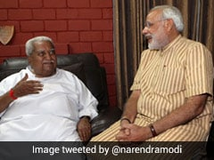 """Groomed Many <i>Karyakartas</i> Including Me"": PM's Tribute To Keshubhai Patel"