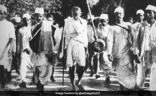 Resolution Reintroduced In US Congress To Award Country's Highest Civilian Honour To Mahatma Gandhi
