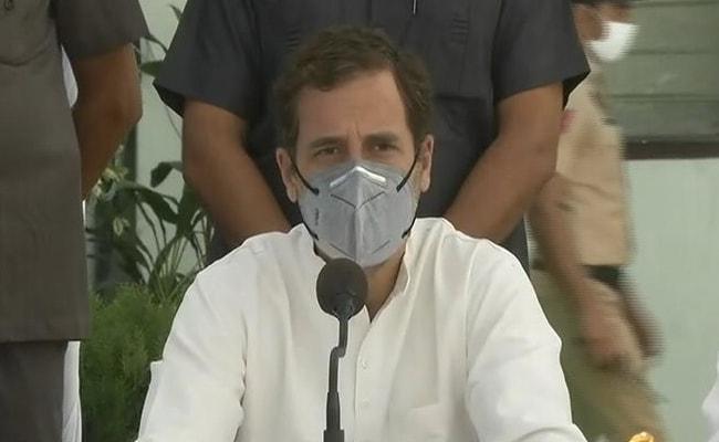 MP के गृहमंत्री नरोत्तम मिश्रा का बयान- 'राहुल गांधी को इतना हाई-क्वालिटी का नशा कहां से मिलता है?'