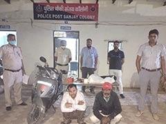 दिल्ली पुलिस ने कई राज्यों में 150 से ज्यादा वारदात करने वाले शातिर सेंधमार को गिरफ्तार किया