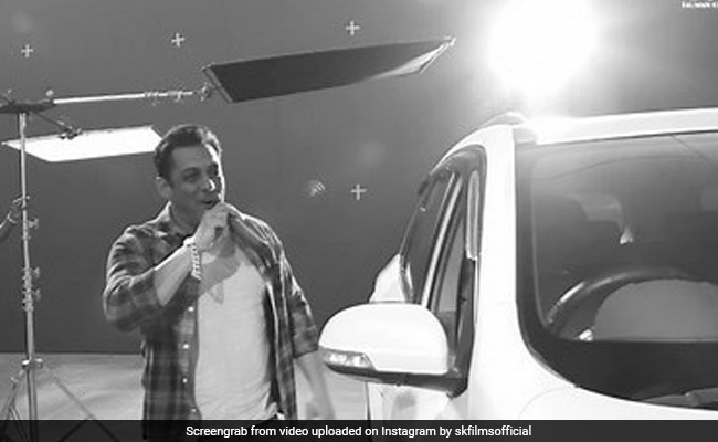 It's A Wrap For Salman Khan's Radhe. See Video