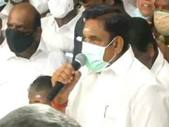 MK Stalin Incompetent To Be Leader: K Palaniswami