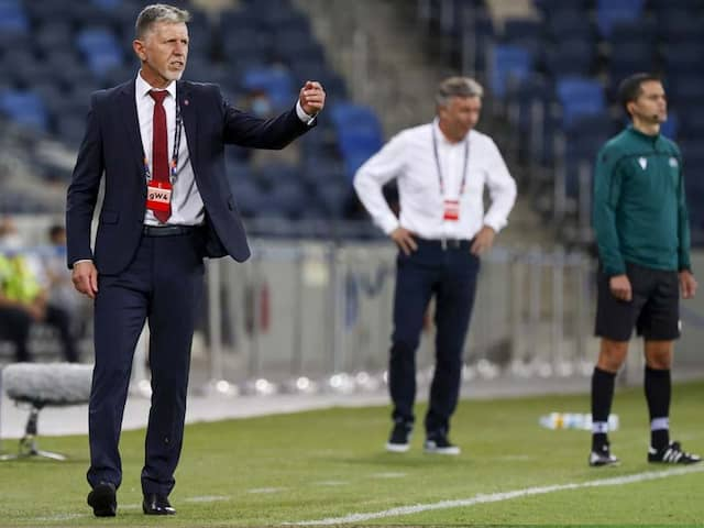 Nations League: Czech Coach Jaroslav Silhavy Catches COVID-19 Ahead Of Scotland Clash
