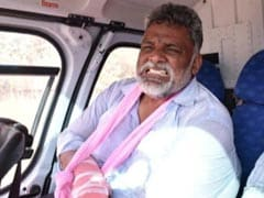 Another Stage Collapses In Bihar, Takes Down Pappu Yadav This Time