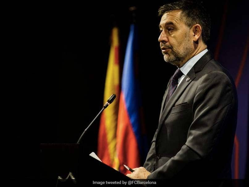 Josep Maria Bartomeu Resigns As Barcelona President, Drops European Super League Bombshell