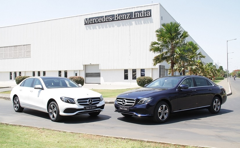 Mercedes-Benz is expecting sales record positive growth this year.