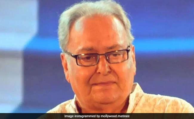 Soumitra Chatterjee, COVID-Positive, Is 'Stable,' Says Hospital Staff