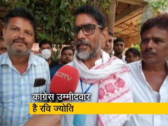 Videos : बिहार चुनाव : CM नीतीश कुमार के गृह जिले में बगावत