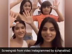 अनन्या पांडे के जन्मदिन पर  Video शेयर कर सुहाना खान ने खोला राज, बोलीं- कृप्या हमें भी सिखाएं कि...