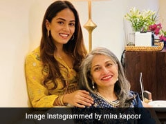 Mira Kapoor Is Drooling Over Her Mother's Favourite Dish, Guess What It Is!