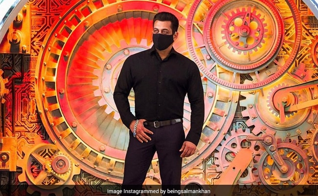 Bigg Boss 14: Ahead Of The Grand Premiere, Salman Khan Shares A Pic From The Sets