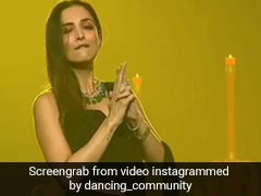 मलाइका अरोड़ा ने स्टेज पर किया जोरदार डांस, बार-बार देखा जा रहा 'छैंया छैंया' गर्ल का Video
