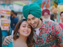 <I>Nehu Da Vyah</i>: Neha Kakkar And Rohanpreet Singh Sing Out Their Love Story