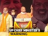 "Video : ""Your <i>Ram Naam Satya</i> Journey..."": Yogi Adityanath's ""Love Jihad"" Warning"