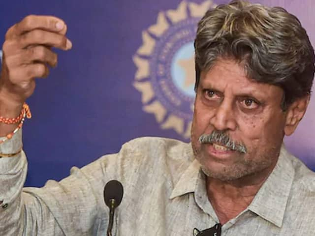 """You Have Been A Fighter"": Support On Twitter For Kapil Dev"