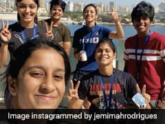 Watch: Jemimah Rodrigues Celebrates End Of Quarantine With Teammates