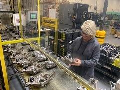 U.S. Auto Suppliers Scramble To Fill Factory Jobs