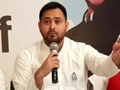 बिहार चुनाव : तेजस्वी यादव की CM नीतीश कुमार को चुनौती- किसी भी एक उपलब्धि पर कर लें बहस